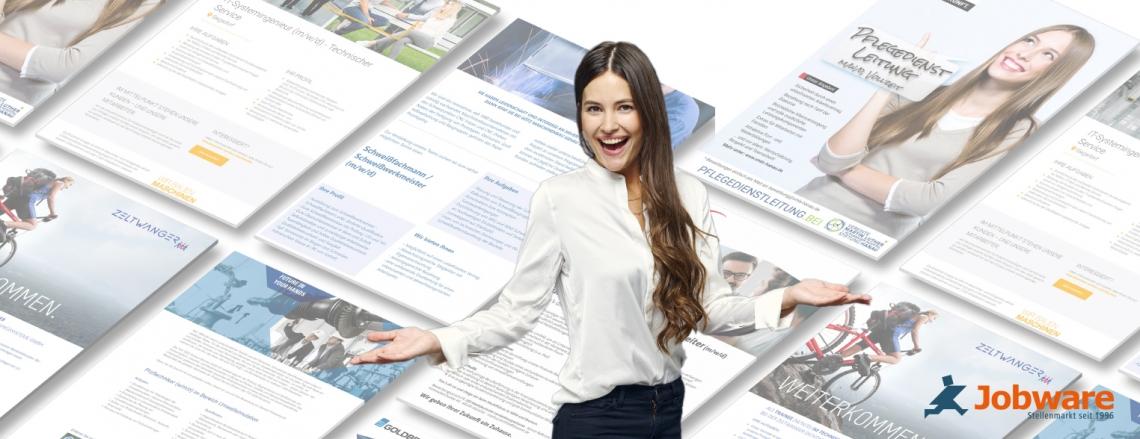 Webinar - Wie erstelle ich erstklassige Stellenanzeigen?