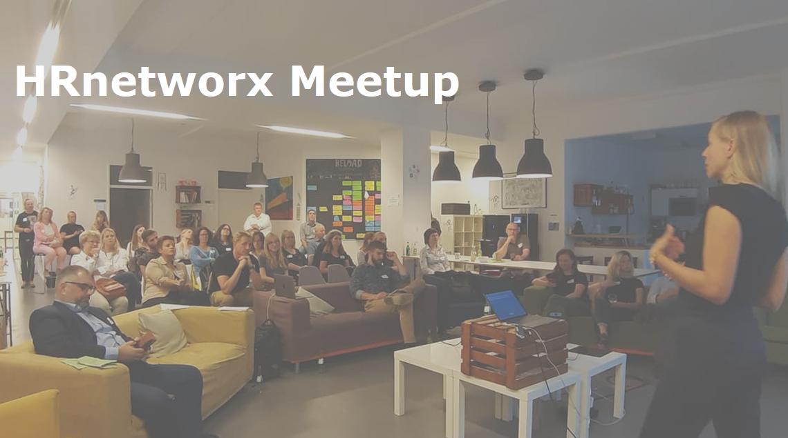 ONLINE ! HRnetworx Meetup (Berlin) #2  am 23.04.2020