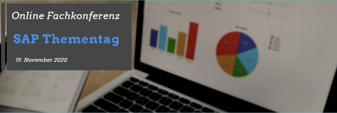 Online Fachkonferenz: SAP - THEMENTAG