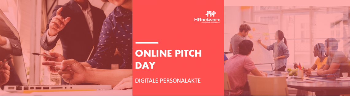 ONLINE PITCH DAY: Digitale Personalakte am 28.01.2021